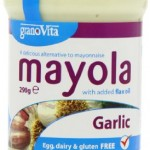 Granovita Mayola Egg Free Garlic 290 g (Pack of 6)
