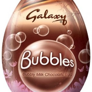 Galaxy Bubbles Filled Egg (pack of 48)
