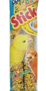 Vitakraft Canary Two Egg Sticks (Pack of 7, Total 14 Sticks)