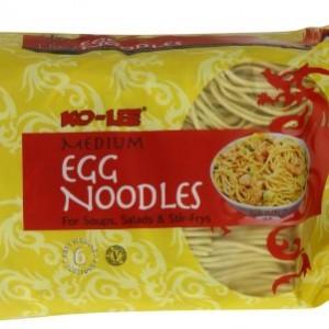 Ko-lee Egg Noodles 375 g (Pack of 8)