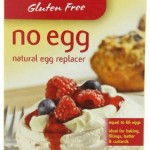 Orgran Free From No Egg - Egg Replacer Mix 200 g (Pack of 8)