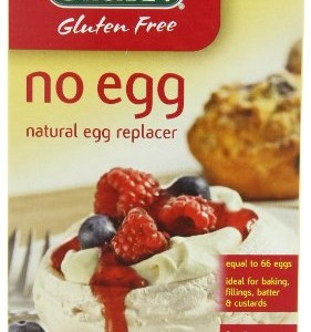 Orgran Free From No Egg – Egg Replacer Mix 200 g (Pack of 8)