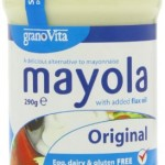 Granovita Organic Mayola Egg Free Original 290 g (Pack of 6)