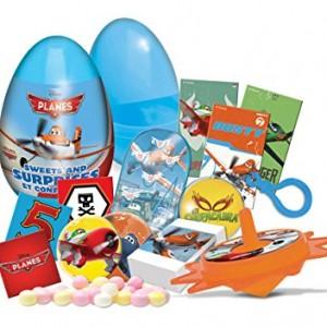 Bon Bon Buddies Disney Planes Surprise Eggs 10 g (Pack of 9)