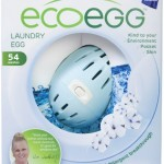 Ecoegg Laundry Egg (54 Washes) - Soft Cotton