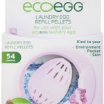 Ecoegg Laundry Egg Refill Pellets (54 Washes) - Spring Blossom