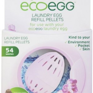 Ecoegg Laundry Egg Refill Pellets (54 Washes) – Spring Blossom