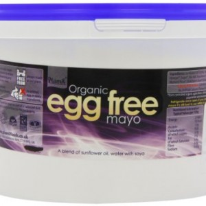 Plamil Organic Egg Free Mayonnaise 2.5 Kg
