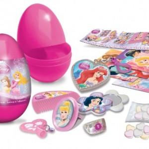 Bon Bon Buddies Disney Princess Surprise Egg 10 g (Pack of 18)