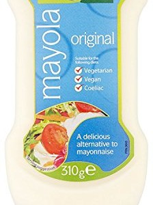 Granovita Mayola Egg Free Mayonnaise in Squeezy Bottle 310 g (Pack of 6)