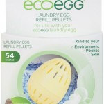 Ecoegg Laundry Eggs 54 Wash Refill