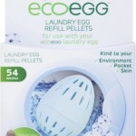 Ecoegg Laundry Egg Refill Pellets (54 Washes) - Soft Cotton