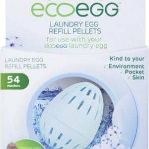 Ecoegg Laundry Egg Refill Pellets (54 Washes) – Soft Cotton
