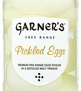 Baxters Garners Pickled Eggs 465 g (Pack of 6)