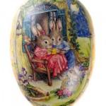 David Westnedge Cardboard Easter Eggs 25 cm