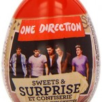 Bon Bon Buddies One Direction Surprise Eggs 10 g (Pack of 9)