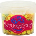 Scrumptious Easter Egg Sprinkles Cake Decorations (Pack of 3)