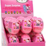 What Next Candy Hello Kitty Surprise Egg Display (Pack of 18)