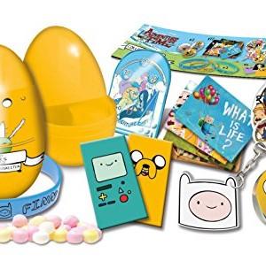 Bon Bon Buddies Adventure Time Surprise Eggs 10 g (Pack of 9)