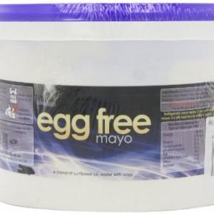 Plamil Egg Free Plain Mayonnaise 2.5 Kg