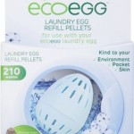 Ecoegg Laundry Egg Refill Pellets (210 Washes) - Soft Cotton